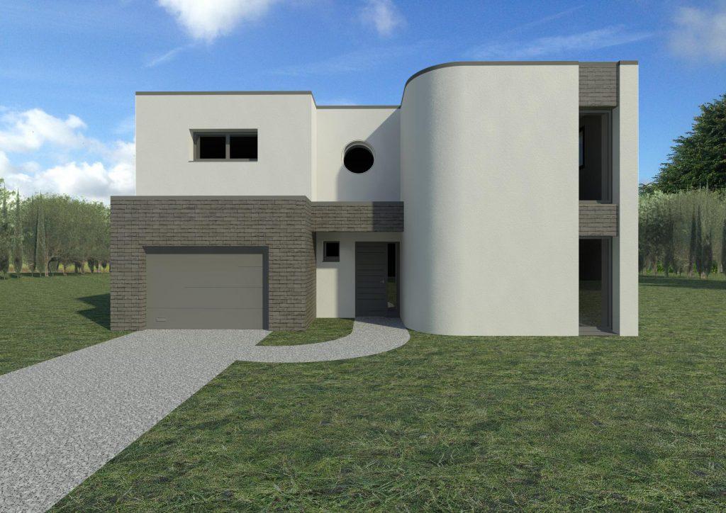 Maisons cubiques architecture et tradition for Maison et architecture