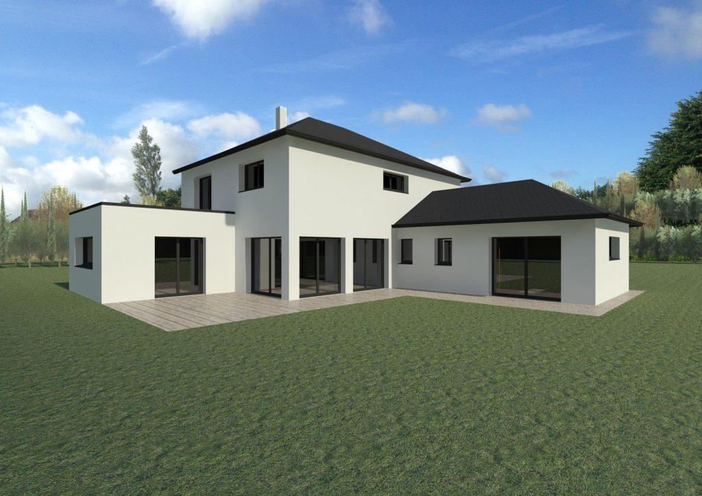 maison 4 pans ventana blog. Black Bedroom Furniture Sets. Home Design Ideas