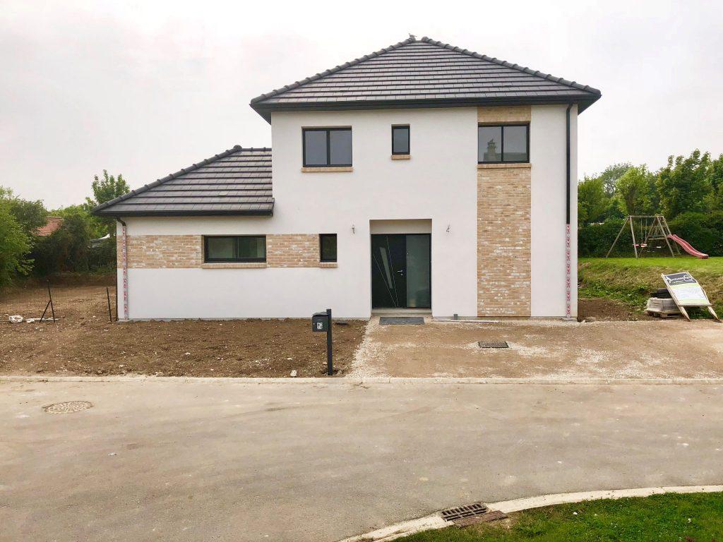 Maisons 4 Pans Architecture Et Tradition Constructeur De Maisons Individuelles