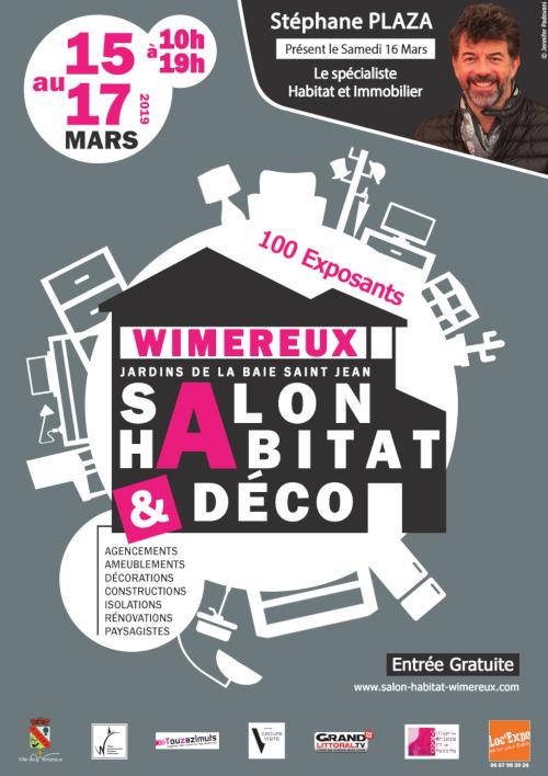 Salon de l'habitat de WIMEREUX