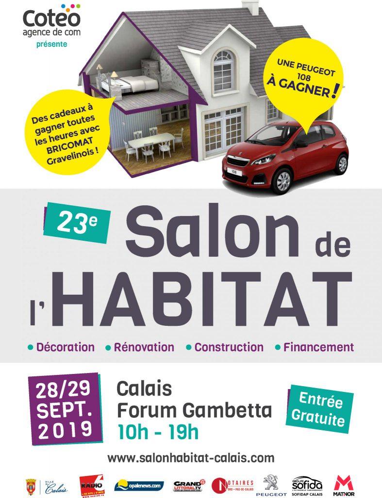 Salon de l'habitat de CALAIS – 23e édition!